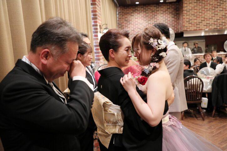廻郡山 家族婚